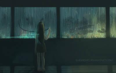 Rain by ILNeGeAr