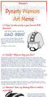 Cao Ren Character Meme by Rydain