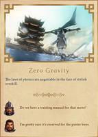 Zero Gravity by Rydain