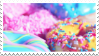 donut stamp by pinkmoonpi