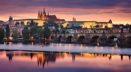 Prague Vista by mibreit