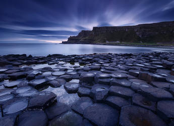 Causeway Twilight by mibreit