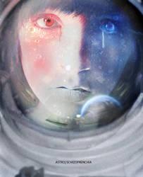 Astro Schizo by puppet-soul