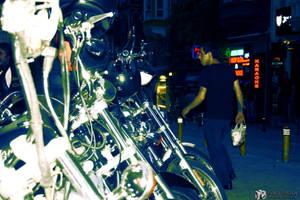 Harley Davidson by Mottcalem