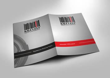 Folder Design for Kale1453 by Mottcalem