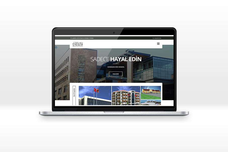 Business Web Project by Mottcalem