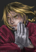 The Fullmetal Alchemist (1) by FlorideCuts