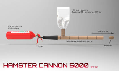 Hamster Cannon 5000 by turnip-stew