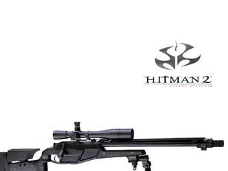 Hitman 2 Blaser by SigmaEcho
