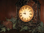 Small Clock by RawBerry