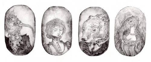 Fauna by Brathanaelle