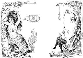 Morue by Brathanaelle