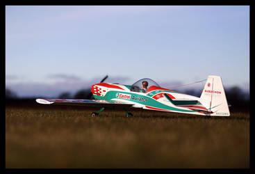 Clear for takeoff by SebastianSkarp