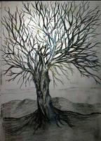 tree by samuraiwoodnut