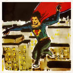 WS Superman by Hieloh