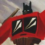 DSC Optimus Prime by Hieloh