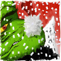 The Grinch by Hieloh