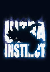 ULTRA INSTINCT! (aura) by Samuelzadames