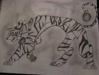 Midnight Tiger by MasterChief398