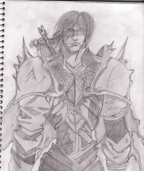Blind Assassin by MasterChief398