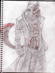 The hunter Ezekiel by MasterChief398