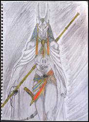 Anubis by MasterChief398