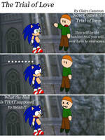 Sonic and the Trial of Love by Vixen-T-Fox