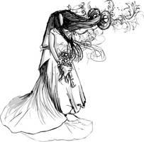 the bride pt.2 by ar0ne