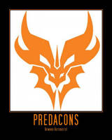 Transformers: Prime Predacon Insignia by Onikage108