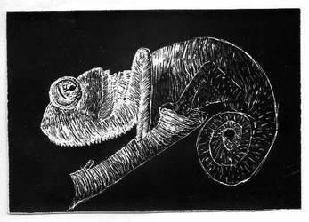 Chameleon by SweetlyInsanexD