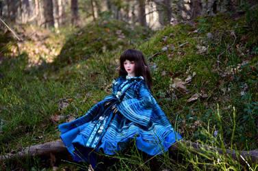 Forest Keeper by dark-cheshire