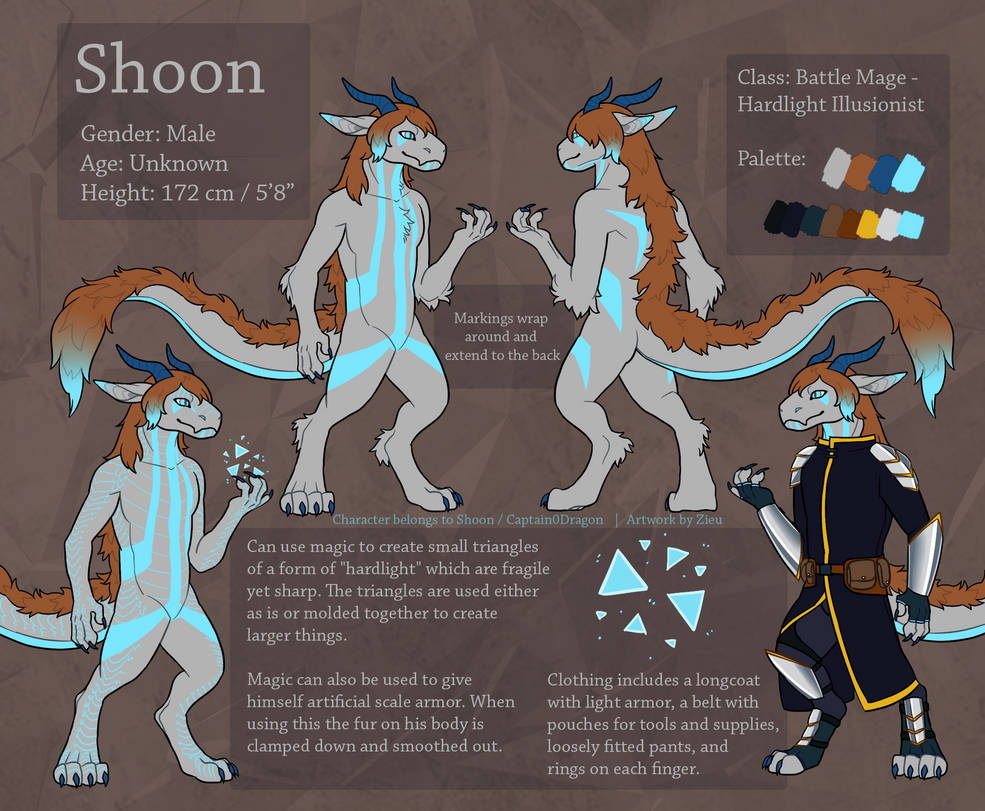 Shoon REF by Captain0Dragon