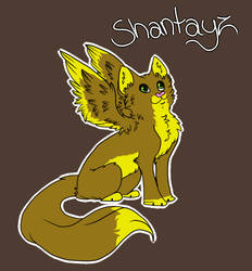 Shantayz by cuppencake
