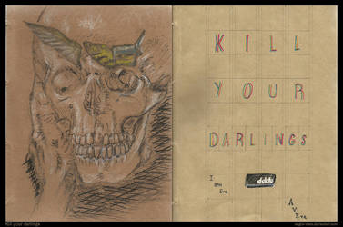 Kill Your Darlings by nagini-chan