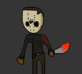 Zombie Jason by Eberrygamer101555