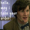 Hello, Doctor Speaking Icon by Melody-Pond