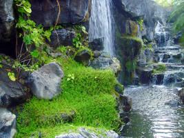 Waterfalls Of Hawaii by CMWVisualArts