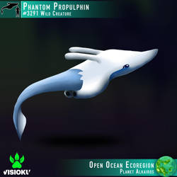 Phantom Propulphin #3291 by Visioku