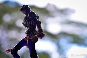 Kamen Rider Hibiki Macro Shots by Maho-Ayano