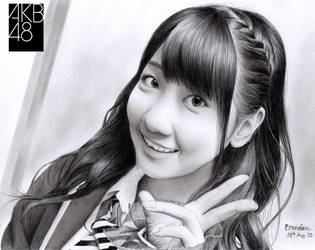 Kashiwagi Yuki (AKB48) by BrendanPark