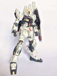 Nu Gundam by BrendanPark