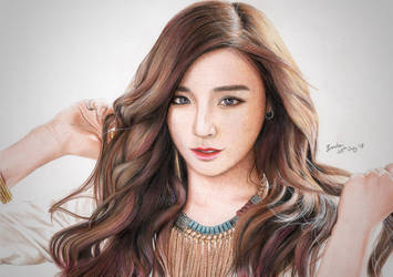 Tiffany - SNSD by BrendanPark