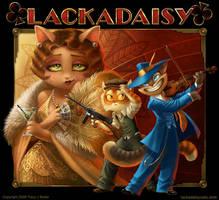 Lackadaisy Paperback by tracyjb