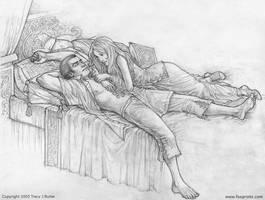 Regin and Leandra by tracyjb