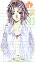 A S A K U R A  Y O H by hatsu-haru
