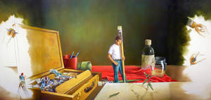 Gratification Of Desire by Nawaf-Alhmeli