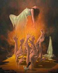 Jahra Wedding Disaster 1 by Nawaf-Alhmeli