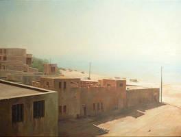Kuwaiti Seashore 2 by Nawaf-Alhmeli