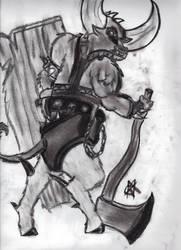 Minataur by shadowfox94