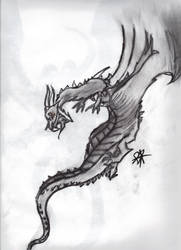 Rawr I'm A Dragon by shadowfox94